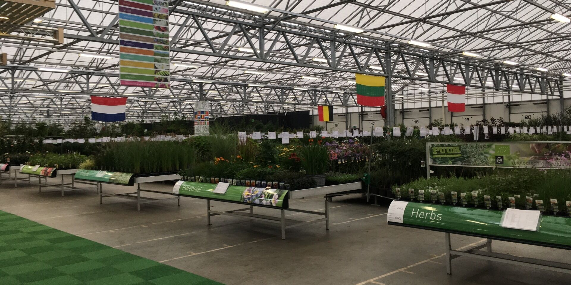 Plantarium 2018 & Groen-Direct – For the first time under one roof